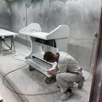 Bemore Instrument Paintbooth